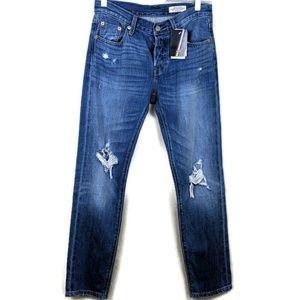 Levi's 501 Taper Jeans sz 25